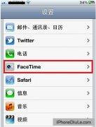 FaceTime怎么激活,FaceTime激活教程