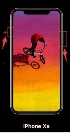 苹果iPhoneXS/MAX怎么截图?苹果手机截图教程
