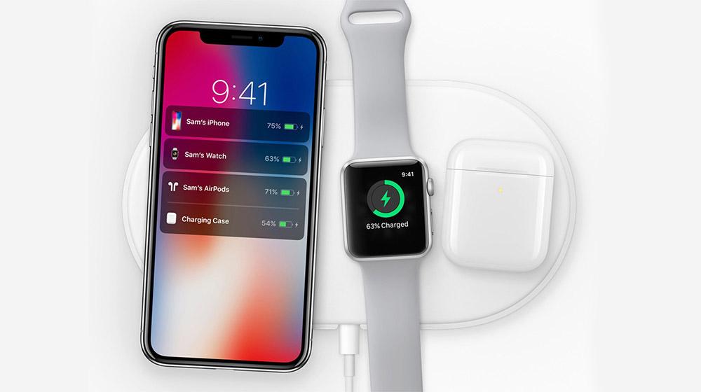 iPhone XR无线充电功率提升至15W快充