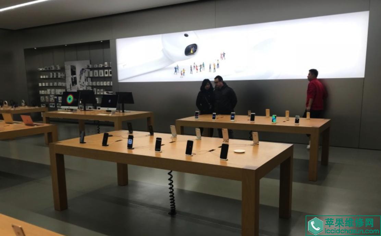 苹果直营店介绍之大连百年城APPLE STORE