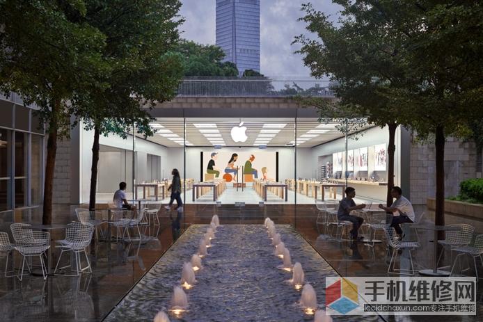 深圳苹果直营店地址 深圳苹果直营店有几家