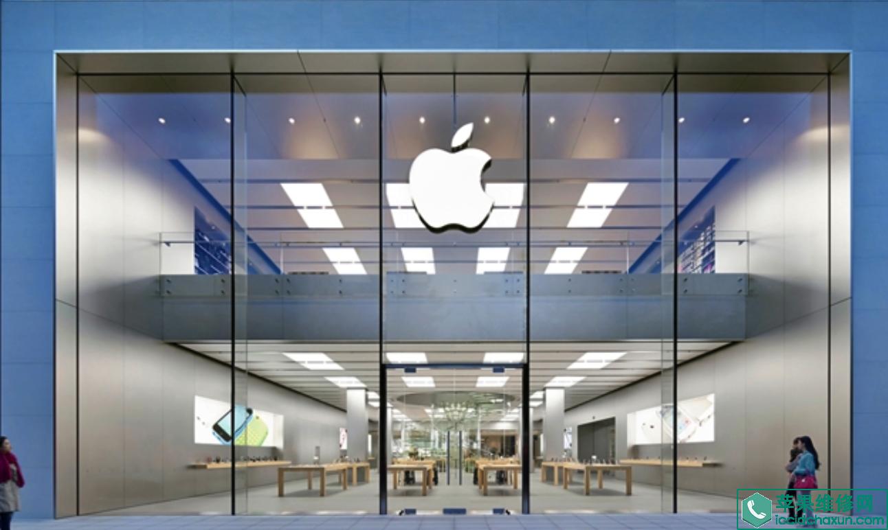 苹果直营店介绍之上海环贸IAPM APPLE STORE