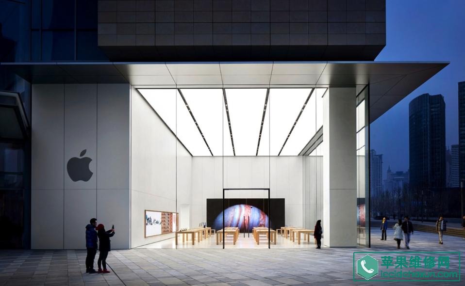 苹果直营店介绍之青岛万象城Apple Store旗舰店