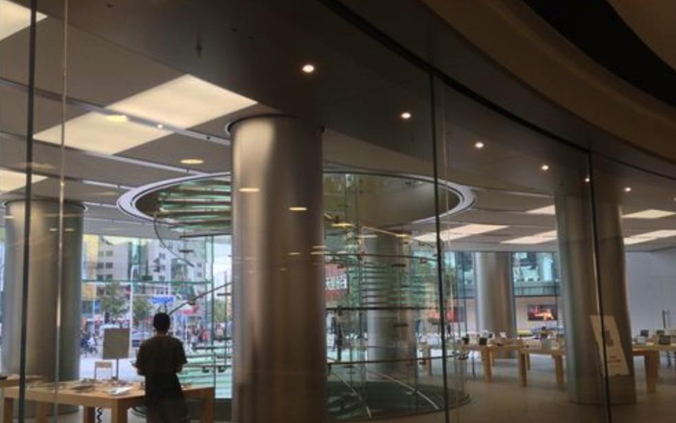 北京苹果直营店介绍之王府井Apple Store