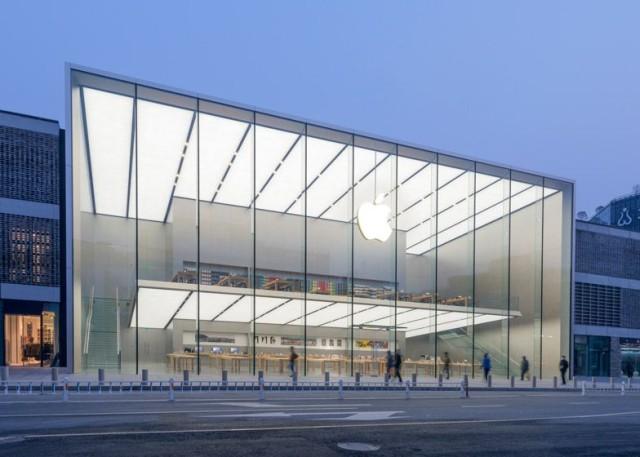苹果直营店之重庆万象城AppleStore