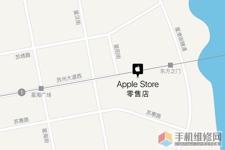 Apple Store介绍之苏州苹果直营店