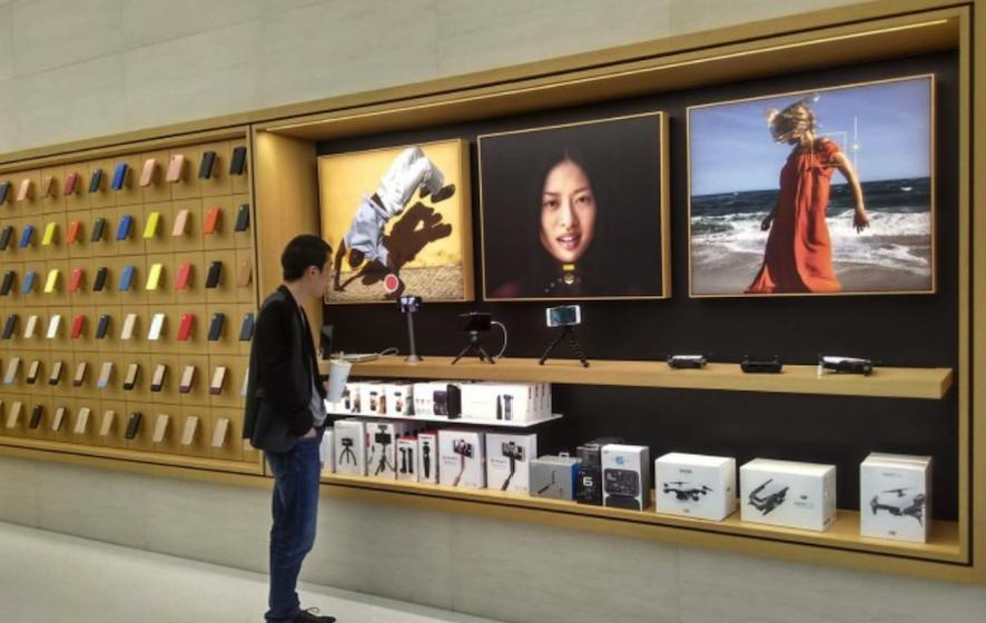 苹果直营店介绍之宁波Apple Store天一广场店
