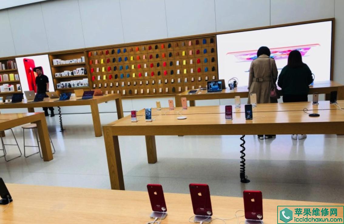 苹果直营店介绍之大连恒隆广场APPLE STORE