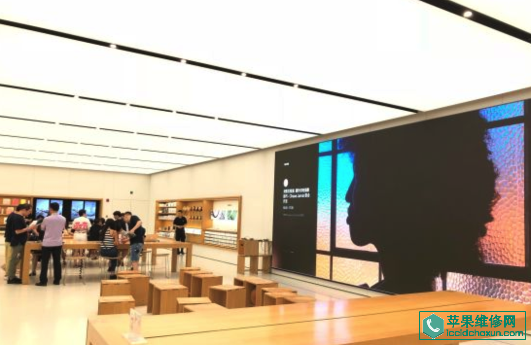 苹果直营店介绍之天津银河国际购物中心Apple Store