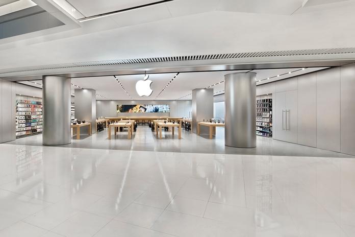 苹果直营店介绍之Apple Store无锡恒隆广场店