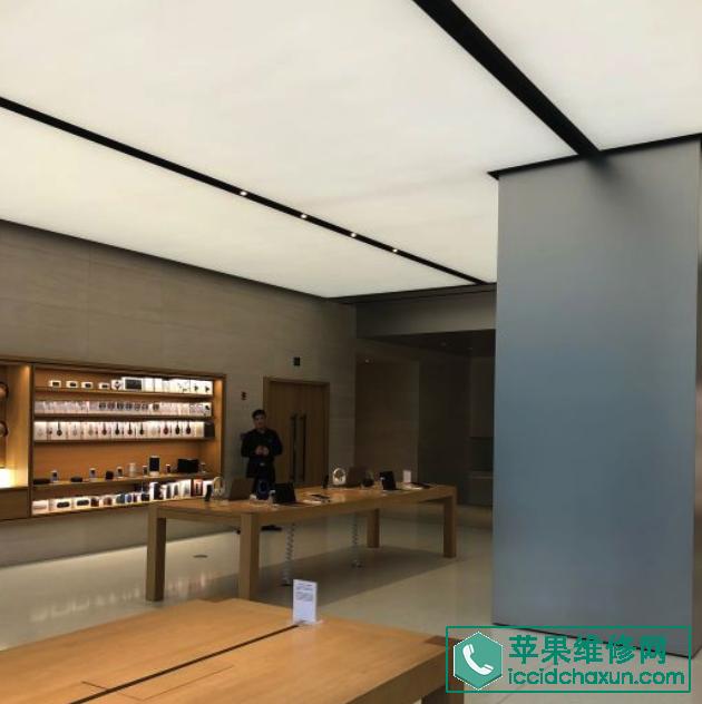 苹果直营店介绍之Apple Store南京金茂汇店
