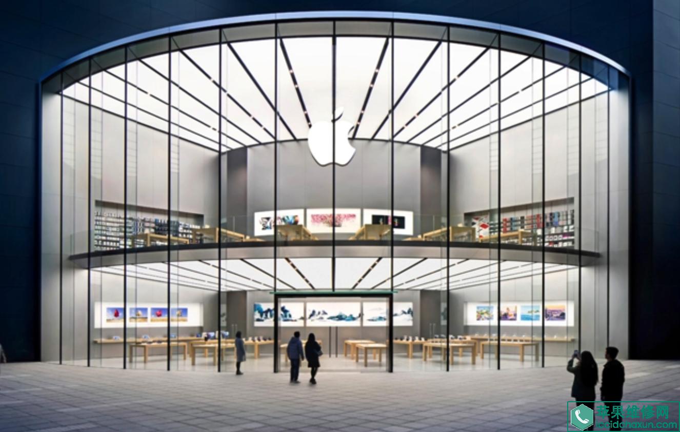 南京有几家苹果直营店AppleStore?