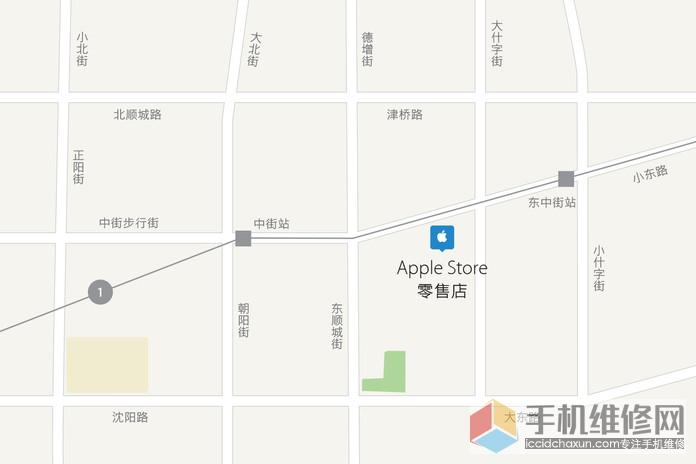 沈阳苹果直营店之Apple Store中街大悦城店