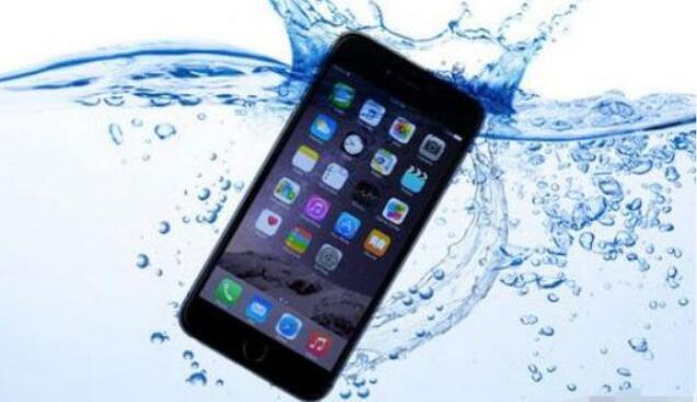 上海苹果手机进水怎么办