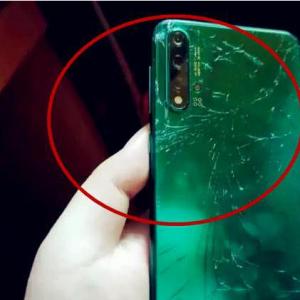 华为Nova5系列手机屏幕碎了,官方维修换屏多少钱?