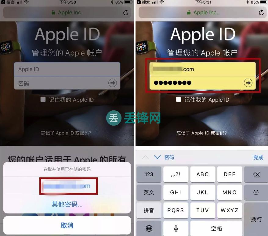 如何百分百记住 Apple ID 账号和密码