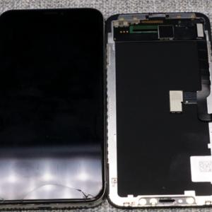 长沙手机维修图文详解iphoneX手机换屏幕教程