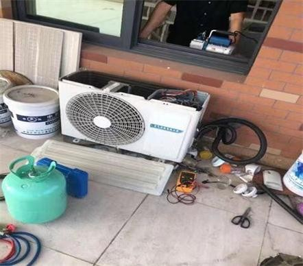 重庆三菱重工空调维修服务电话号码查询
