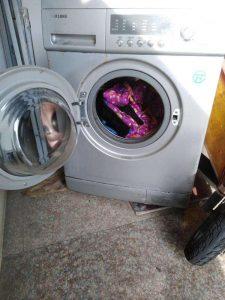 上海海尔洗衣机维修电话查询
